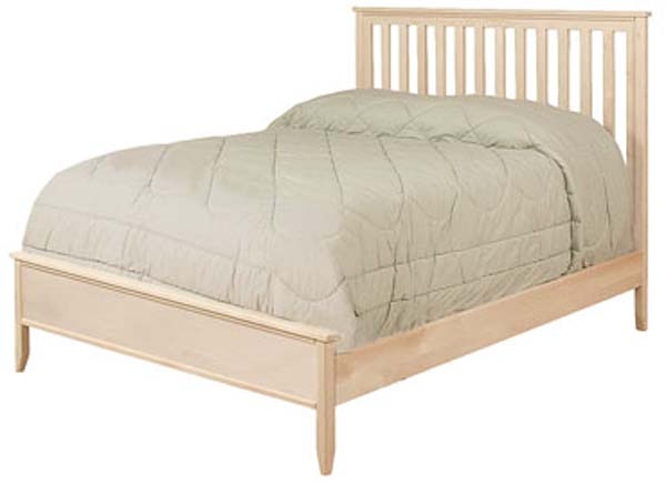 Bed Available In Maple Oak Amp Cherry Bare Woods