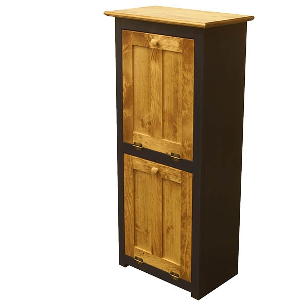 Bare Woods Furniture #3 - Stacked Recycle Center