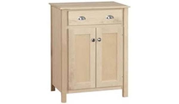 Microwave Cabinet Available In Maple Oak Amp Cherry Bare