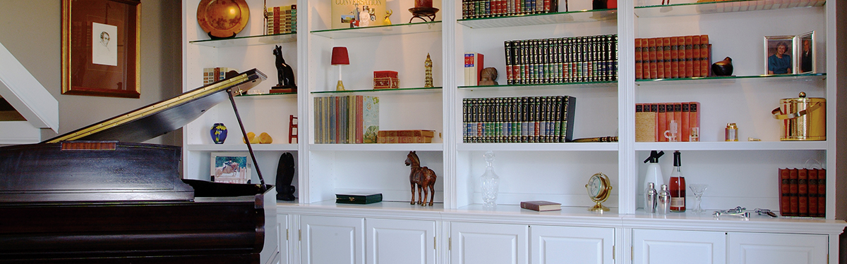 Bookcases, Wall Units